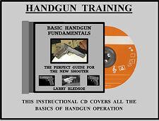 BASIC  HANDGUN  FUNDAMENTALS