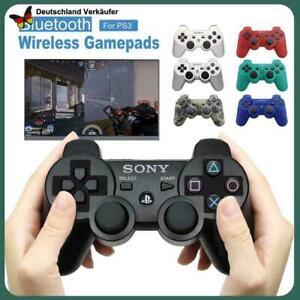 Playstation 3 PS3 - Originalverpackter Dualshock 3-Wireless-Controller 8 Farbe