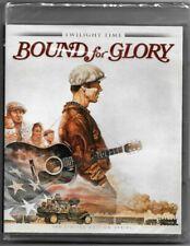 Bound for Glory Blu Ray Twilight Time Ltd Edition All Regions Reg Post
