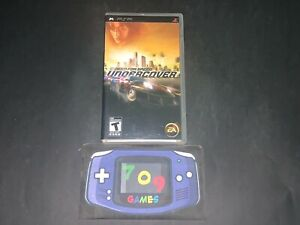 Need for Speed: Undercover (Sony PSP, 2008)