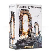 Games Workshop Warhammer Age of Sigmar Baleful Realmgates NIB