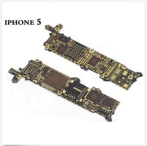 New Motherboard Logic Bare Board Empty PCB for iPhone 4/4S/5/5C/5S