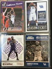 NBA Basketball Cards DeMarcus Cousins Rare Inserts