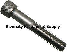 (1) 3/8-16x6-1/2 Socket Allen Head Cap Screw Stainless Steel .375 x 6.5