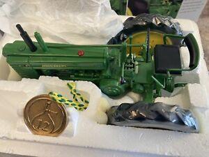 John Deere Farm Toy Precision Classics Tractor Model B Ertl With Box