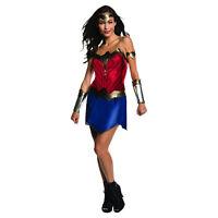 Wonder Woman Costume S or L Adult Woman Superhero Sexy Cosplay Halloween