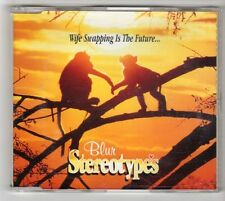 (GJ989) Blur Stereotypes, A Guide To Enhance Your Lovelife - 1995 CD
