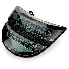 Rear Brake LED Stop Tail Light w// Turn Singal for Honda CBR 954RR 2002 2003 Blue
