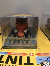 1/24 Hachette Les voitures De Tintin Numéro 25  Le Taxi Rouge *+Fascicule Neuf