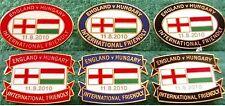 England National Teams Football Badges & Pins Memorabilia