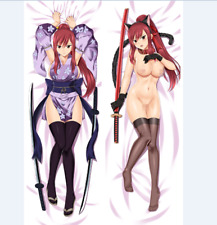 150cmAnime FAIRY TAIL Dakimakura Erza Scarlet Hugging Body Pillow Case Covers