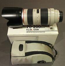 Canon EF 70-200mm F/2.8 L EF USM Lens