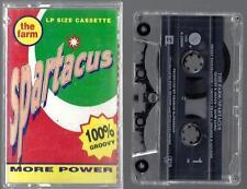 Spartacus by The Farm - Cassette (1991)