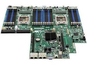 "Intel S2600GZ4 Custom 16.5"" x 16.5"" Socket R Server Board REFURBISHED BOARD ONLY"