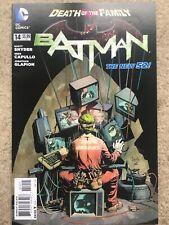 "Batman #14 - ""Death of the Family"" - The New 52 - DC Comics"