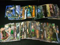 2015 Upper Deck Firefly:The Verse partial Emerald parallel set-116 of 171 cards