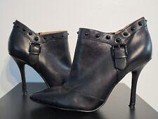 "Womens Euro 39 / US 8.5 Enzo Angiolini 4"" High Heels Fashion Dress Shoes Boots"