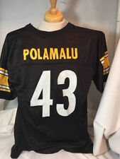 Troy Polamalu Pittsburgh Steelers (Youth L 14-16) NFL Players