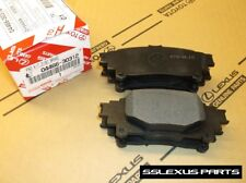 Lexus GS350 GS200T (2013-2017) OEM Genuine REAR BRAKE PADS / PAD SET 04466-30312