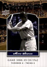 2008 Upper Deck Yankee Stadium Legacy Collection #3088 Bill Skowron (ref 7898)