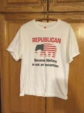 Republican T-Shirt Large