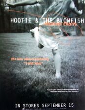 Hootie & The Blowfish 1998 promo Advert Musical Chairs