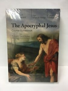 Great Courses DVD The Apocryphal Jesus by David Brakke, Christianity, Religion