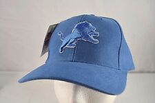Detroit Lions Baby Blue Baseball Cap Adjustable