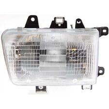 For 4Runner 90-95, Driver Side Headlight, Clear Lens