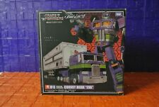 Transformers Masterpiece MP-10 Convoy Mode EVA KO