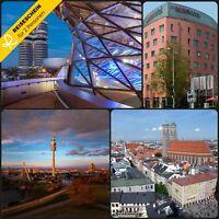 3 Tage 2P München 3★ Hotel acomhotel Kurzurlaub Hotelgutschein Urlaub Gutschein
