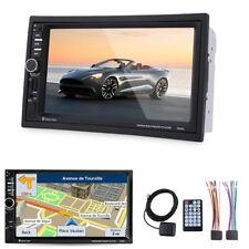"7"" 2Din Car Audio Stereo HD MP5 Player Touch Screen/FM/USB/GPS w/ Australia Map"