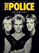 THE POLICE ANTHOLOGY - POLICE (COP) - NEW PAPERBACK BOOK