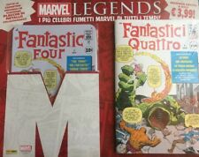 Fantastici Quattro N° 1 - Marvel Legends 2 - Panini Comics - ITALIANO #NSF3