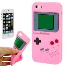 Handy Hülle Schutz Case Cover Schale Motiv GameBoy für Apple iPhone 5 / 5s TOP