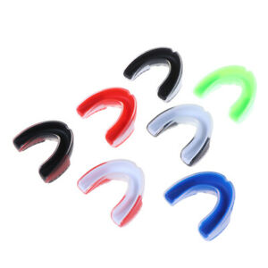 Adult mouth guard silicone teeth protector mouthguard boxing sp^BI