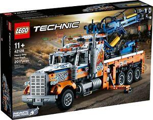 LEGO 42128 Technic Heavy-Duty Tow Truck - BRAND NEW SEALED
