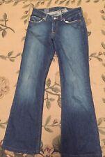"Lucky Brand Lola Skinny Jeans 30x37 Light Denim ""Lucky You"" (NEW)"