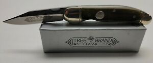Vintage Boker Tree Brand Classic Poket Knife 4615 New B3