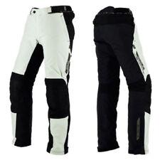 Pantalons gris doublure pour motocyclette Homme