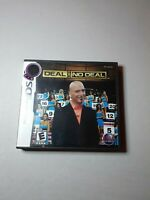 Deal or No Deal Nintendo DS video game, 2007