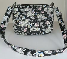 Vera Bradley Holland Garden Carson Mini Shoulder Bag Floral Purse Handbag