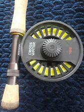 Redington Path Fly Rod With Crosswater Reel 9' #8, 4 Piece