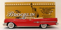 Brooklin 1/43 Scale BRK41A  - 1959 Chrysler 300E Convertible Red
