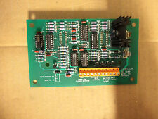 Lantech Control Circuit Board Card Fire Alarm 55030101