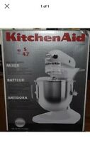 KitchenAid Heavy Duty pro 500 Stand Mixer ksm500 White New