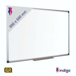 600 x 900mm White Board Magnetic Dry Wipe Memo Board Home Meeting School Zoom