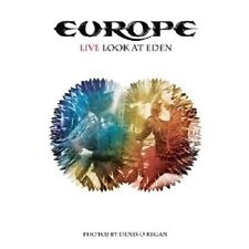 Europe - Live Look At Eden (mini-EarBook+CD+DVD