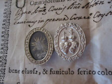 1792 FIRST CLASS RELIC LINGO DNJC WITH DOCUMENTS