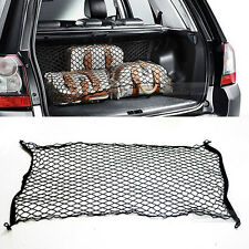Cargo Fixed Holder Trunk Organizer Storage Mesh Net Black for Universal Car